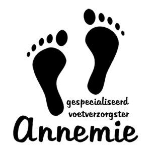 gespecialiseerd voetverzorgster Annemie
